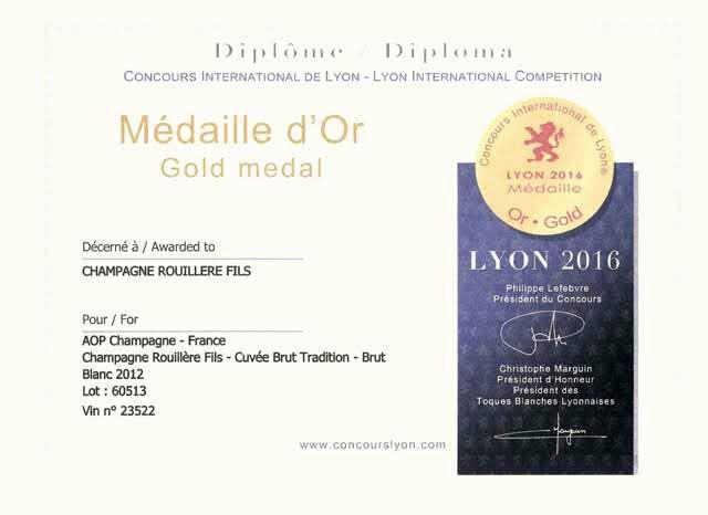 Diplome Lyon 2016